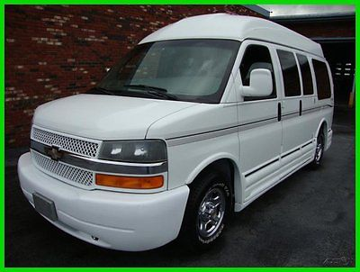 Chevrolet : Express LS 2003 chev cobra by centurion conversion van