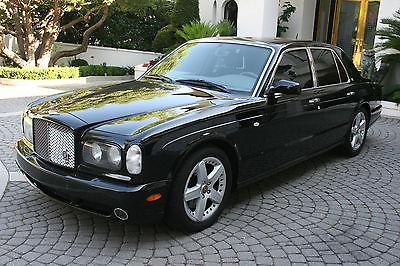 Bentley : Arnage T Sedan 4-Door 2002 bentley arnage t sedan 4 door 6.7 l