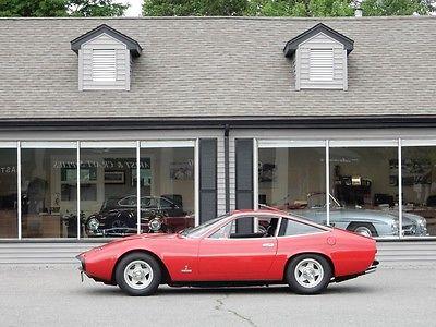 Ferrari : Other 1971 ferrari 365 gtc 4