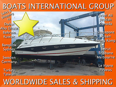 2005 DORAL ELEGANTE 37-FOOT Yacht 191 hours loded - We Ship/Export Worldwide