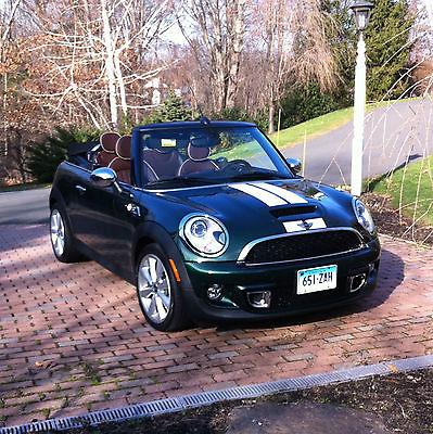 Mini : Cooper S 2012 mini cooper s convertible fun fast and first class