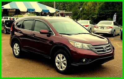 Honda : CR-V EX-L 1 OWNER 29K NAVIGATION MOONROOF BACKUP CAMERA 2013 cr v ex l 29 k 1 owner navigation moonroof leather backup cam heated seats