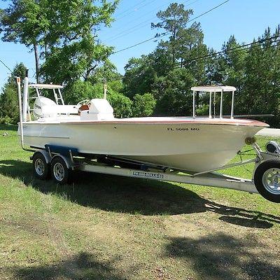 Bayshore Custom Flats Boat