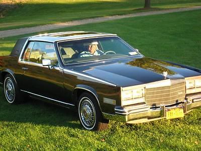 Cadillac : Eldorado D'elegance 1985 cadillac eldorado biarritz convertible 2 door 4.1 l