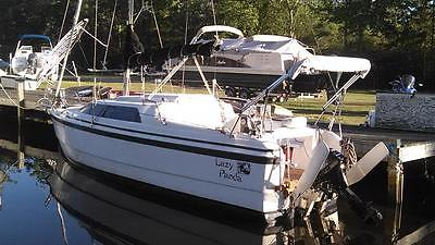 2002 Macgregor 26X sailboat & trailer