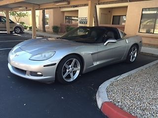 Chevrolet : Corvette Hard Top 2007 chevrolet corvette hard top good condition priced right ex us car