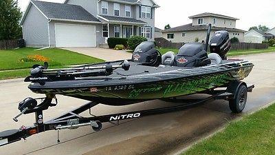 2013 Nitro Z7 Mercury 150hp ProXs