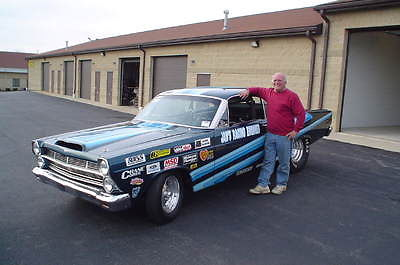Ford : Fairlane Fairlane 500 1966 ford fairlane super stock drag car w 2012 conntinental enclosed trailer