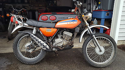 Suzuki Ts 125 Motorcycles for sale