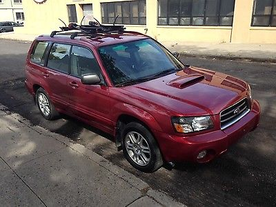 2004 Subaru Forester Xt Cars For Sale