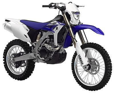 Yamaha : WR 2014 wr 450 f yamaha