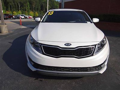 Kia : Optima 4dr Sedan 2.4L Automatic LX Kia Optima Hybrid 4dr Sedan 2.4L Automatic LX Low Miles Automatic 2.4L 4 Cyl Sno