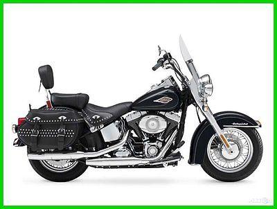 Harley-Davidson : Softail 2011 harley davidson softail heritage classic 014942 used