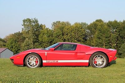 Ford Ford Gt Gt  Ford Gt Only  Miles With All  Factory Options