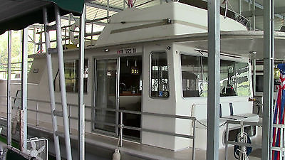 1980 GIBSON HOUSEBOAT - 14 x 50 - VERY CLEAN