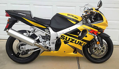 2000 Gsxr 750 Motorcycles for sale
