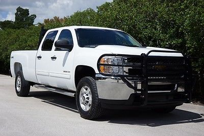 Chevrolet : Silverado 2500 LT Full Option, All Power Option, Fully Serviced 6.0 l vortec 4 x 4 loaded lt 1 texas owner serviced 2000 lbs boom winch lwb