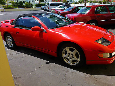 nissan 300zx cars for sale in raleigh north carolina. Black Bedroom Furniture Sets. Home Design Ideas