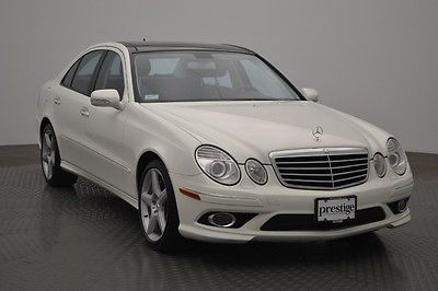 Mercedes-Benz : E-Class Luxury 3.5L 2009 mercedes benz luxury 3.5 l