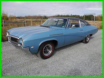 Buick : Skylark 1968 buick skylark california gs