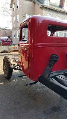 Ford : Other Pickups 1936 ford 1 1 2 ton dually