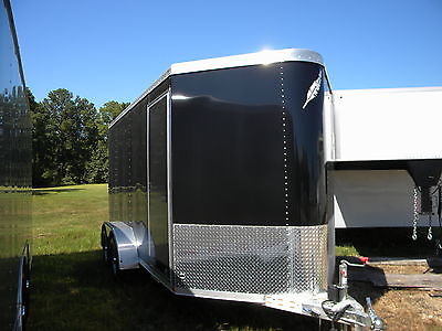 Featherlite Enclosed Utility Trailer RVs for sale on