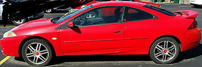 Mercury : Cougar XR 2002 mercury cougar special edition sr package rarely driven