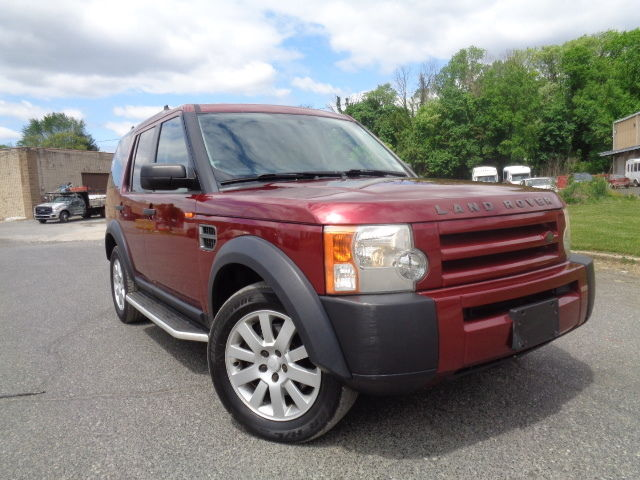 Land Rover : LR3 4dr Wgn SE 2005 land rover lr 3 clean loaded nav like new rare combo no reserve bluetooth