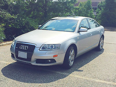 Audi : A6 Luxury Sedan 4-Door 2008 audi a 6 quattro awd
