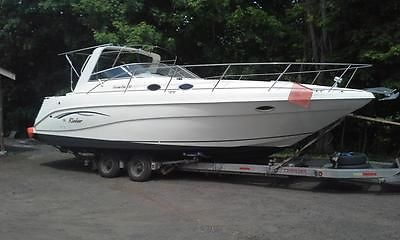 1998 Rinker 330 Fiesta Vee Sea Ray type Cruiser