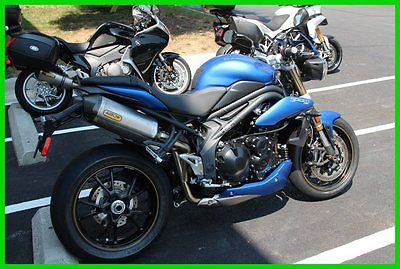 Triumph : Speed Triple 2014 triumph speed triple abs used
