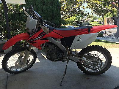 Honda : CRF 2005 honda crf 250 x