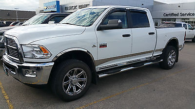 Dodge : Ram 2500 2012 dodge ram 2500 crew cab short box cummins excellent condition