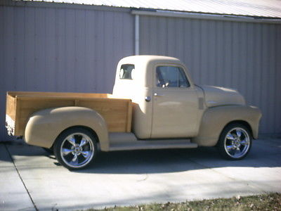 Chevrolet : Other Pickups base 1951 gmc chevy truck