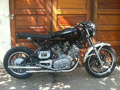 Yamaha : Virago 1982 yamaha virago xv 750 cafe racer