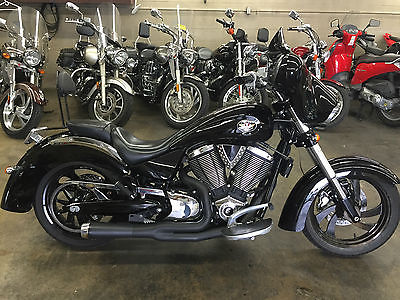 Victory : king pin 2007 victory king pin only 13 218 miles runs perfect will ship in usa