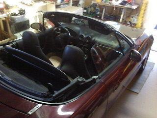 Mazda : MX-5 Miata MX - 5 2000 mazda miata ls convertible 2 door 1.8 l
