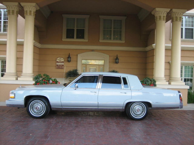 Cadillac : Fleetwood Brougham Brougham / clean / well maintained / 1 family owned / 66k orig mi / inspected