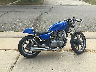 Custom Built Motorcycles : Other 1980 kawasaki kz 550 cafe