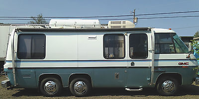 1973 GMC Motorhome 152,000 Orignal Miles 23' Model