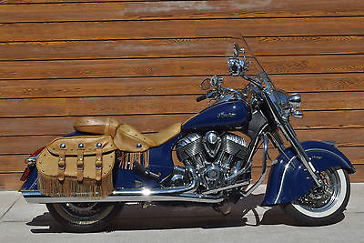 Indian : CHEIF VINTAGE 2014 indian cheif vintage one owner low miles acc s must see we finance