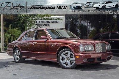 Bentley : Arnage T 2002 bentley t
