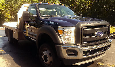 Ford : Other Pickups XL Cab & Chassis 2-Door 2012 ford f 550 super duty xl cab chassis 2 door 6.8 l