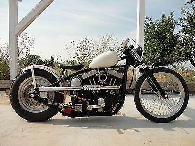 Harley-Davidson : Other Harley-Davidson Buell Chopper, Bobber, Flyrite, Rouser Works, Haifley Bros.