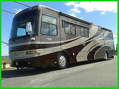 2006 40PDQ Scepter Holiday Rambler MOTORHOME S Series Low Reserve NJ NY PA CT MD