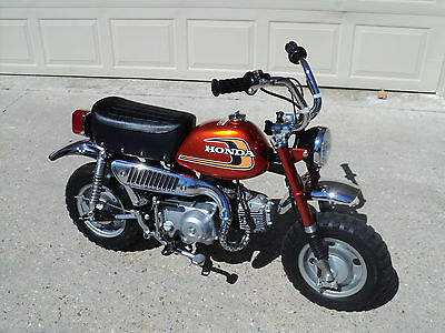 1974 Honda Z50 Motorcycles for sale