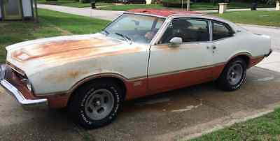 Ford : Other Grabber 302 V8 AC V8 original paint barn find rare Barn Find 1973 FORD MAVERICK GRABBER 87K miles project original paint