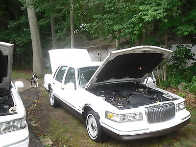 Lincoln Town Car Cars For Sale In Connecticut