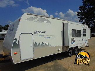 Kodiak Camper trailer Front bunk rv 2 Slide Sleep 8 Not Jayco Outback Keystone
