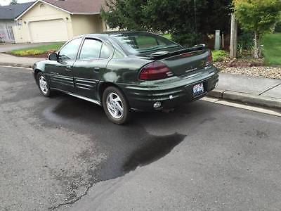 Pontiac : Grand Am SE2 Sedan 4-Door 2000 pontiac grand am se sedan 4 door low miles only 85600 wow